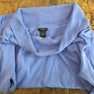 Like New Ann Taylor cowl neck sweater